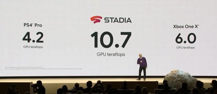 Google Stadia, Chromecast Ultra | Sausage Roll