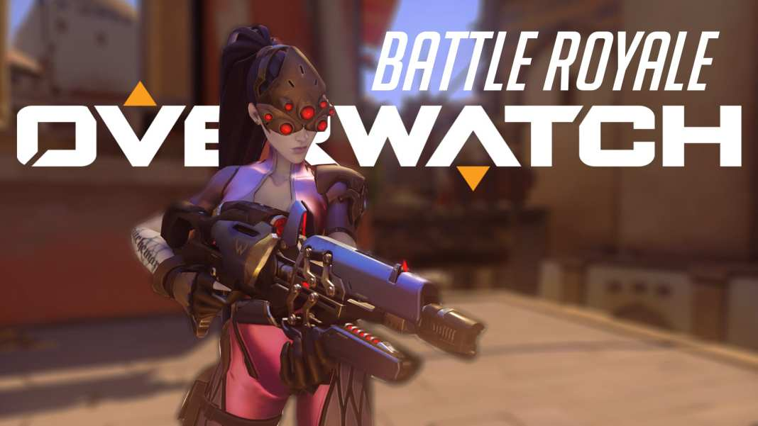 Official Overwatch Battle Royale Mode Confirmed   Sausage Roll