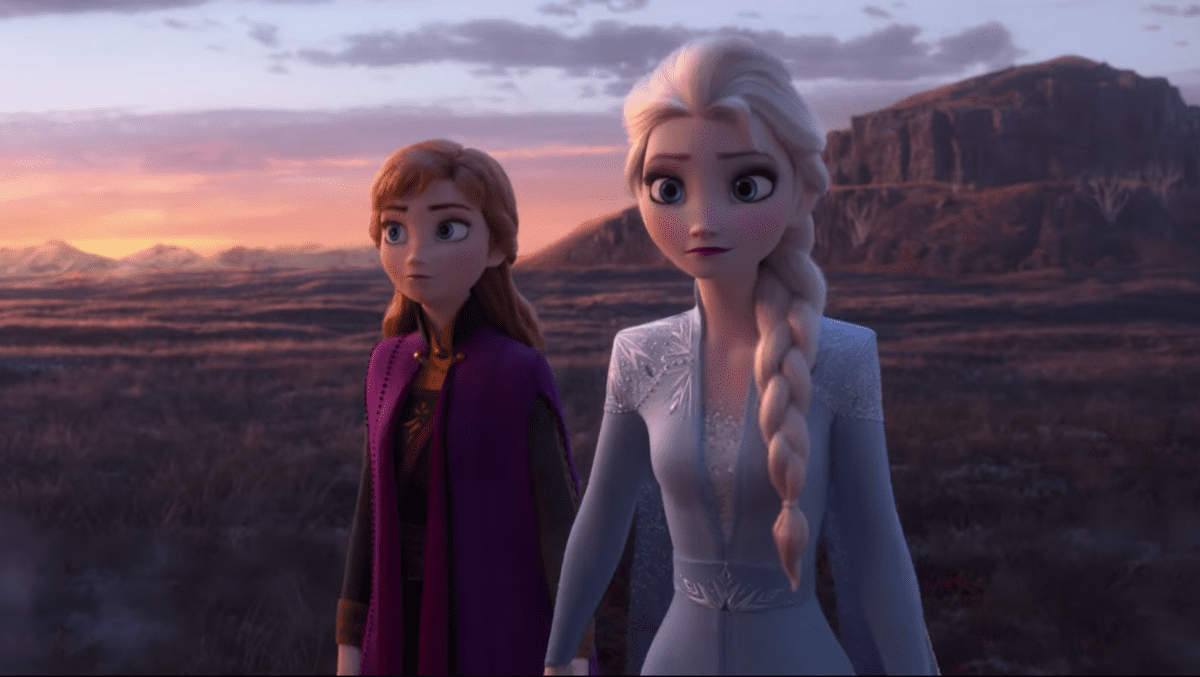Frozen 2 is about Anna based in Iceland | Sausage Roll
