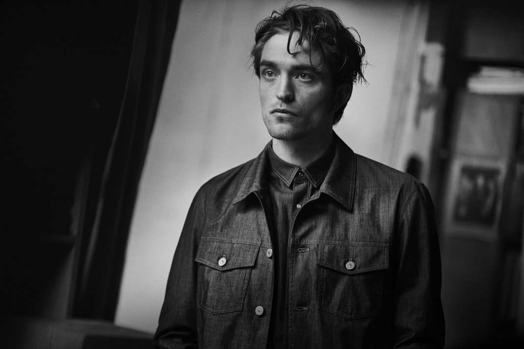 Robert Pattinson is The Batman, photo by Peter Lindbergh | Sausage Roll