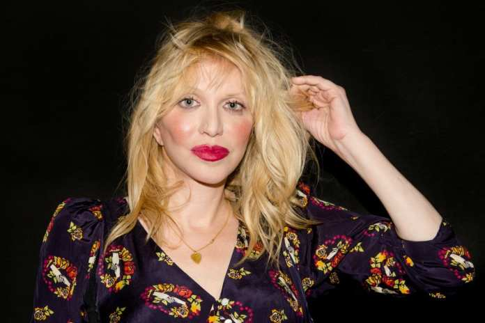 Courtney Love | Sausage Roll