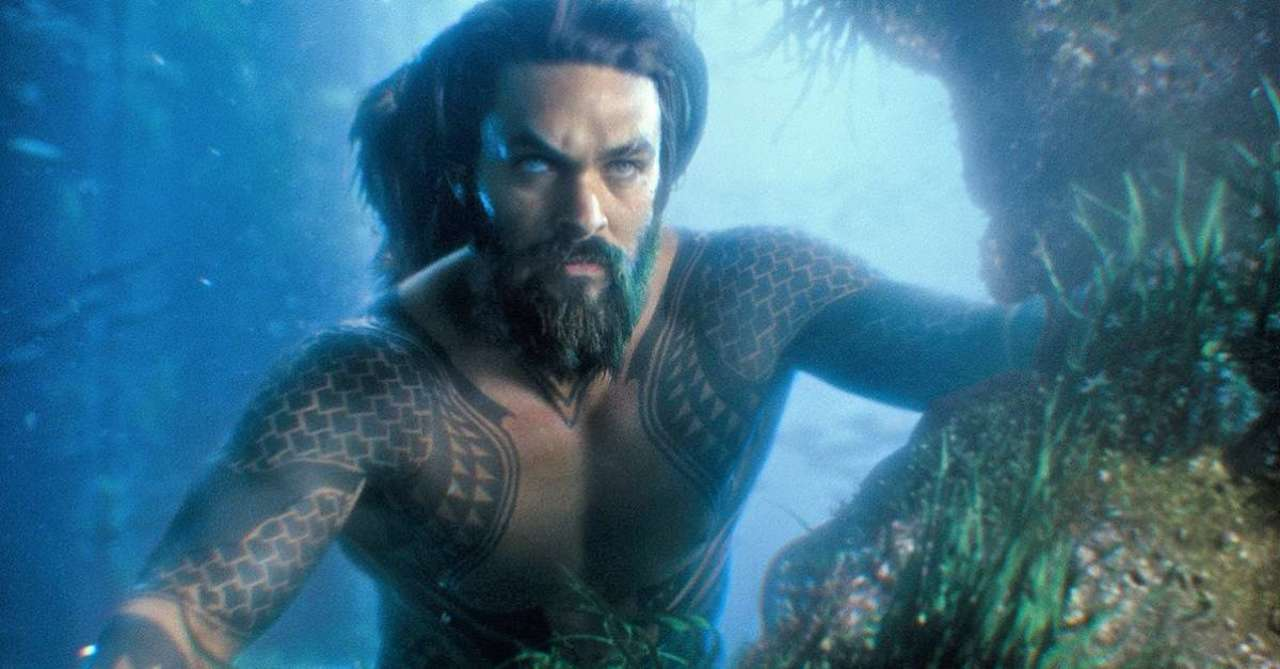 Aquaman is gay but Jason Momoa's version won't be| Sausage Roll