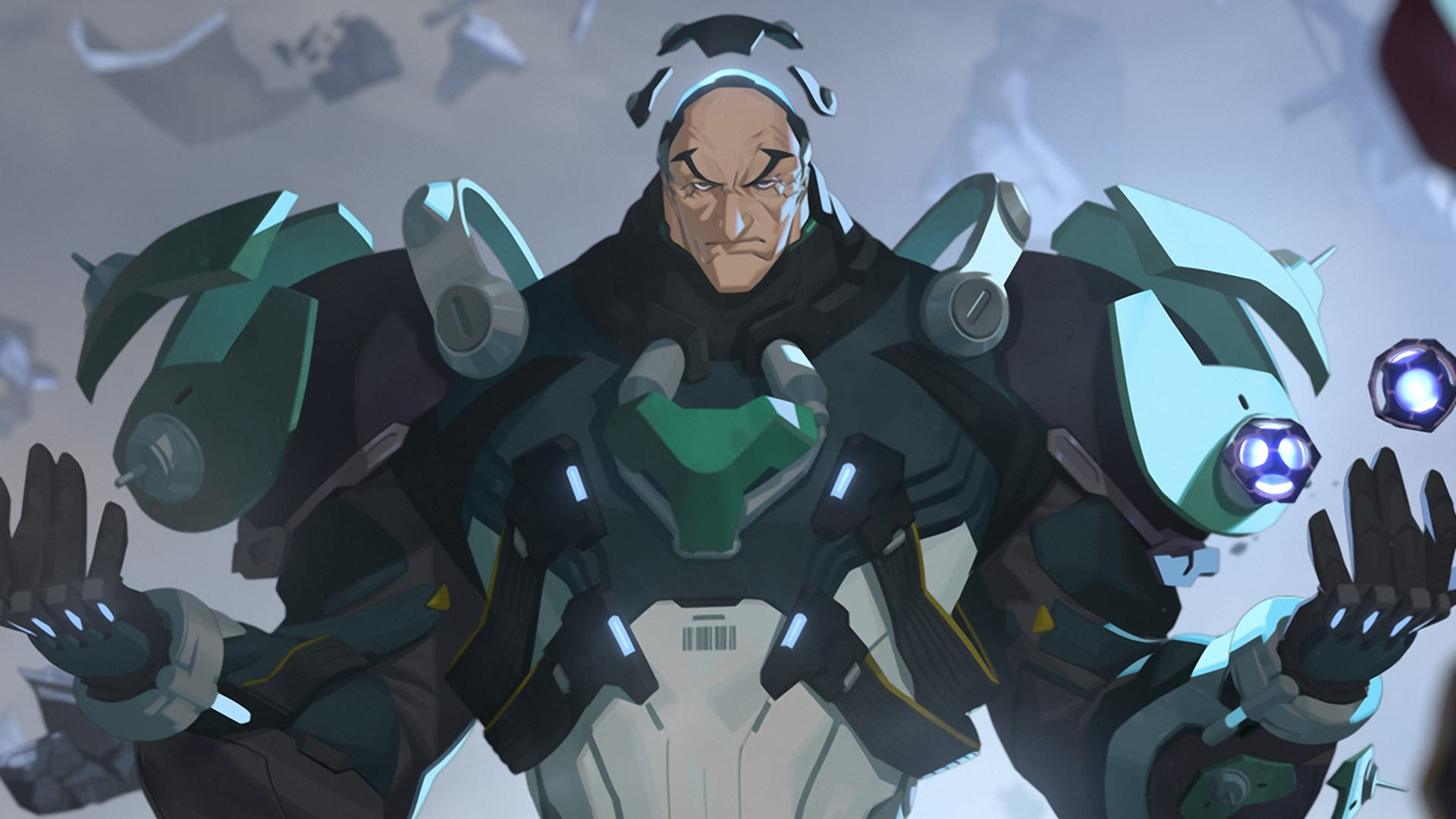 Big Overwatch update: Sigma and Role Queue | Sausage Roll