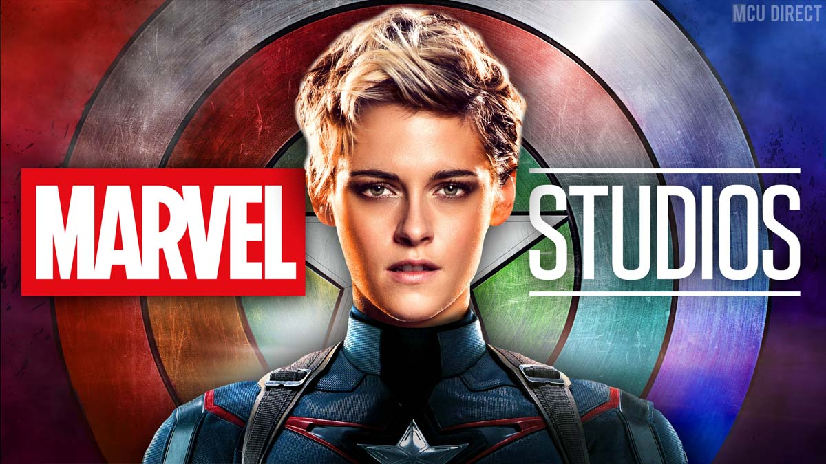 Kristen Stewart appears as gay Captain America, fans cringe