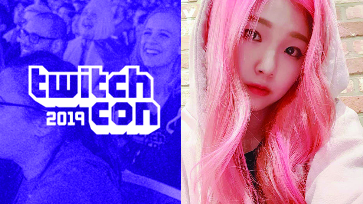 Korean Twitch streamer asks shop keeper to delete this at TwitchCon