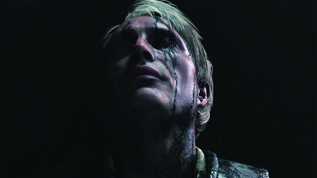 Death Stranding's environments are nightmare inducing