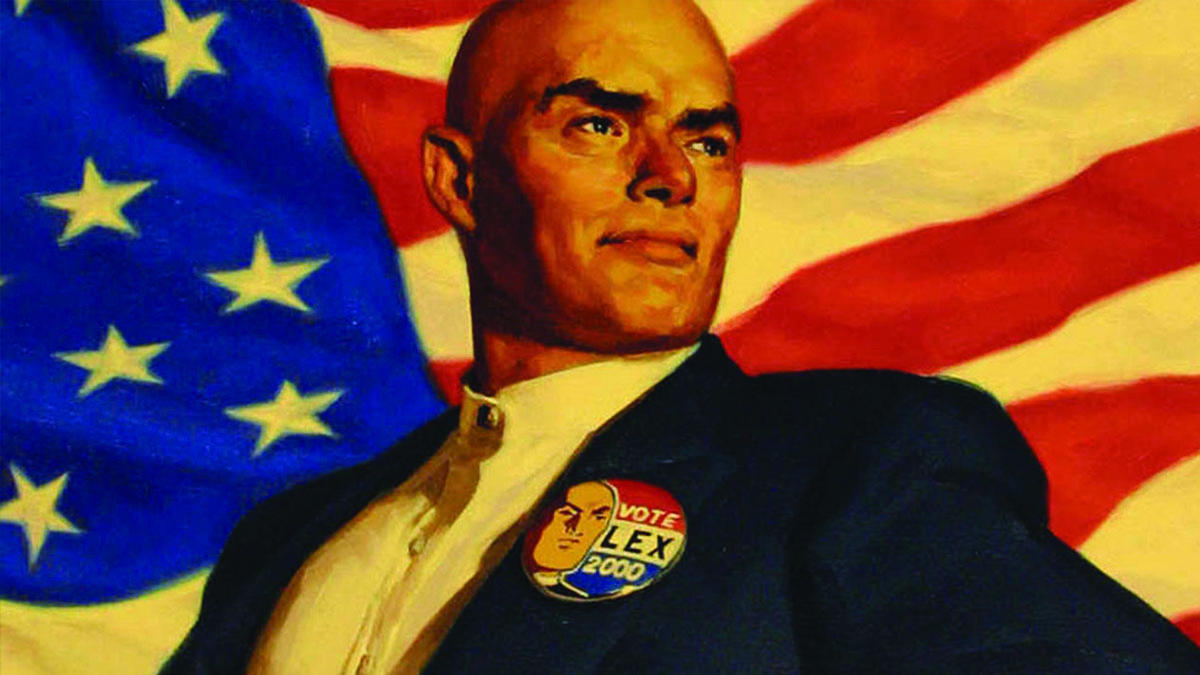 Trump inspired Lex Luthor will be DC's next villain origin movie