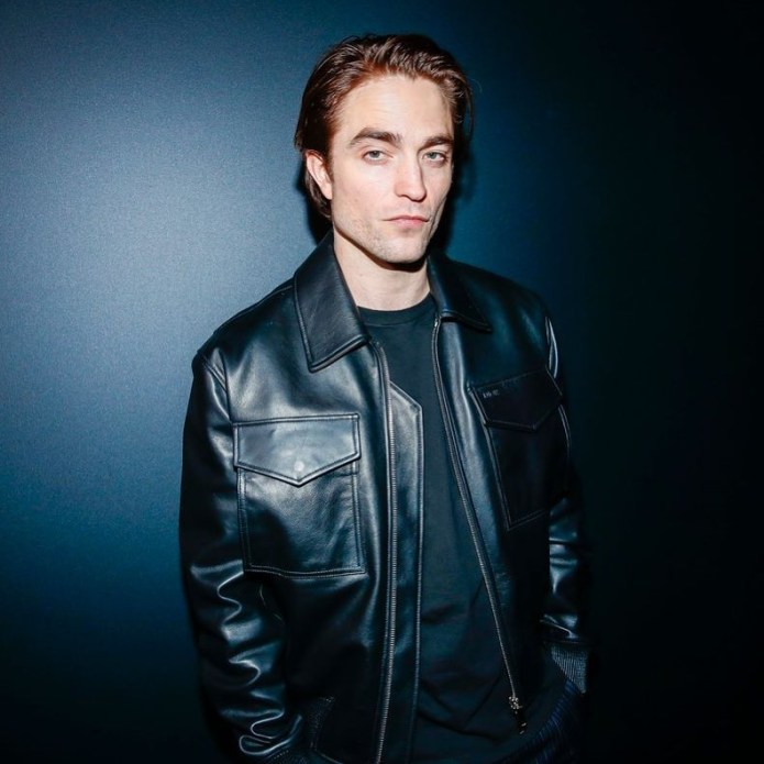 Pattinson Bruce Wayne promo photo