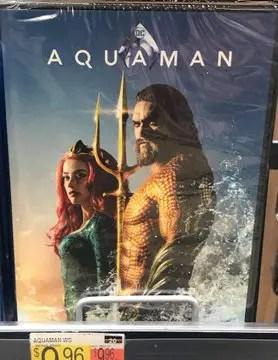 Mera and Aquaman cover