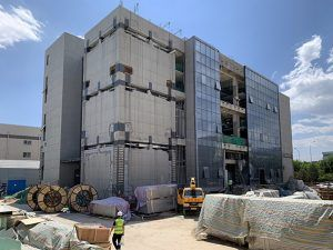 Photo of Sinovac Construction Site