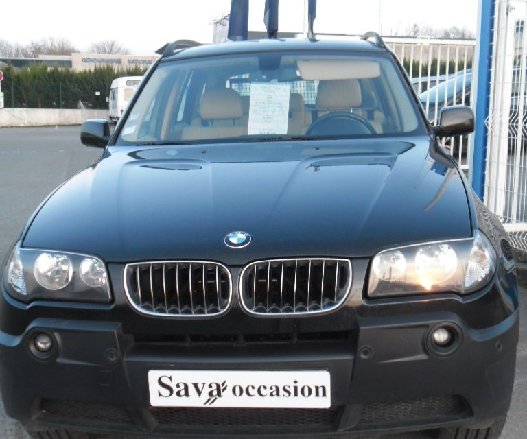 BMW X3 Luxe Steptronic A 3.0d