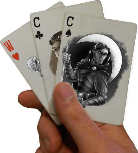 Wild Card Creator image