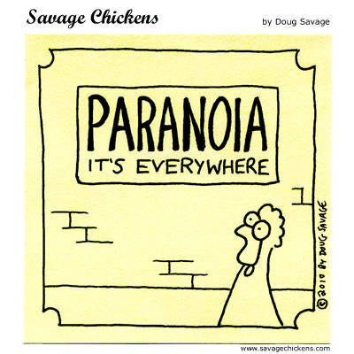 Image result for paranoia