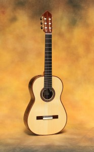 Performance Series Guitars by Kenny Hill Available at Savage Classical Guitar