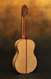 Fleta Model Classical Guitar by Darren Hippner available at Savage Classical Guitar