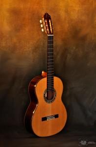 Manuel Adalid Anniversario Classical Guitar #61 Cedar