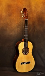Manuel Adalid Torres Classical Guitar 650mm