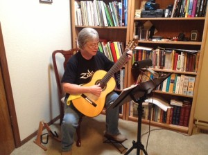 Kenny Hill Torres Classical Guitar