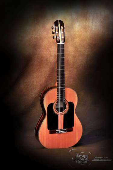 Classical Guitar by Darren Hippner