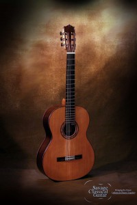 Classical Guitar by Richard Prenkert
