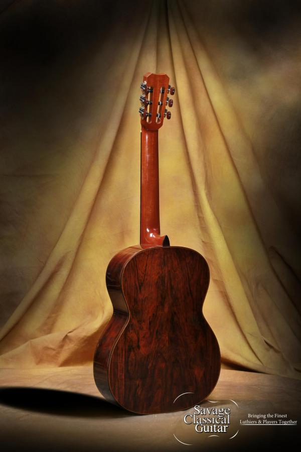 2011 Simon Marty Classical Guitar