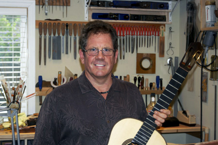 Woodley White | Savage Classical Guitar