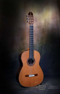 Classical Guitar by Kenny Hill Signature