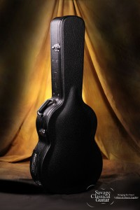 Humicase Protege  Classical Guitar Case