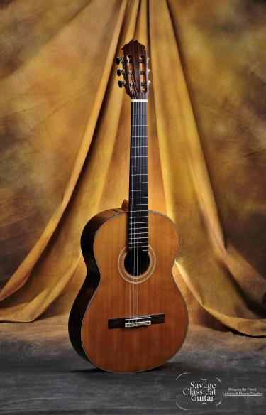 Frederich Holtier Classical Guitar Rodriguez #118
