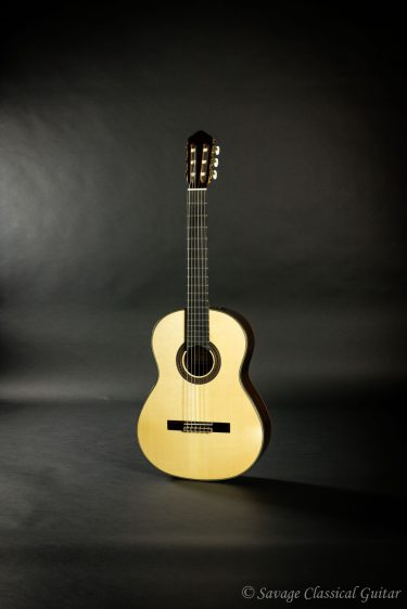 Kenny Hill Player 640mm Spruce with Ports