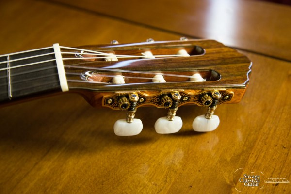 Kenny Hill Player Classical Guitar - 650mm