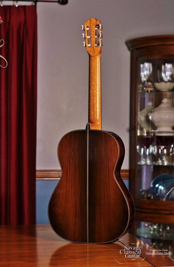 Hermann Hauser III Segovia Model Classical Guitar #725