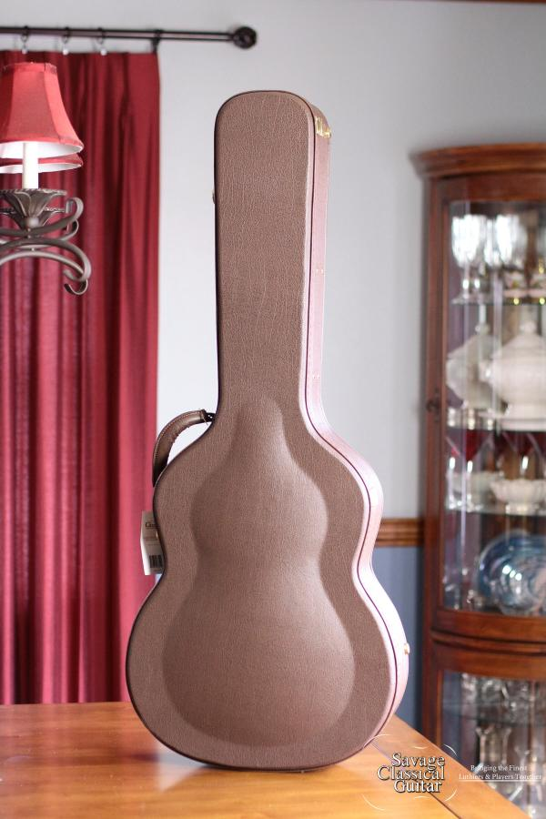 Cordoba Humicase - Torres Sized Classical Guitar Case - Brown