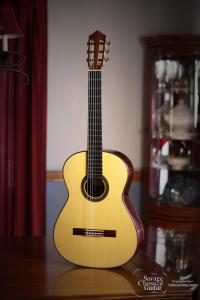 Robert Vincent Classical Guitar #171-R 2016 Spruce
