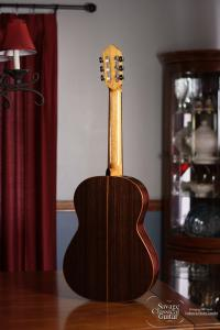 Kenny Hill Performance Classical Guitar #4024 - Spruce Double Top - 650mm Scale
