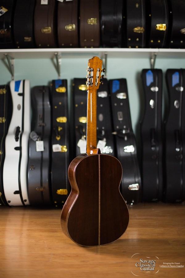 Alejandro Cervantes Master Millenia Classical Guitar Spruce EIRW