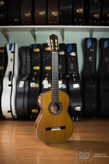 Cordoba Esteso Classical Guitar Cedar Palo Escrito