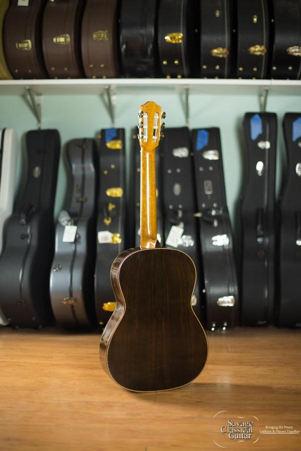 Enrico Bottelli Classical Guitar 2007 Spruce CSA