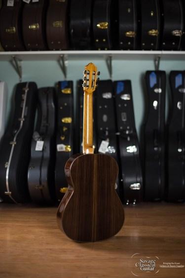 Kenny Hill Signature Classical Guitar #4052 - Cedar 640mm Scale