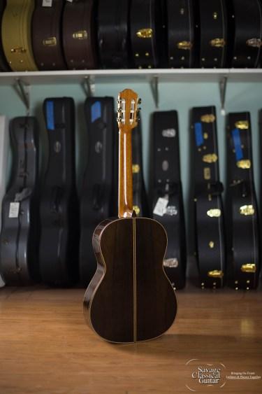 Enrico Bottelli Classical Guitar 2007 #217 Spruce Pau Ferro