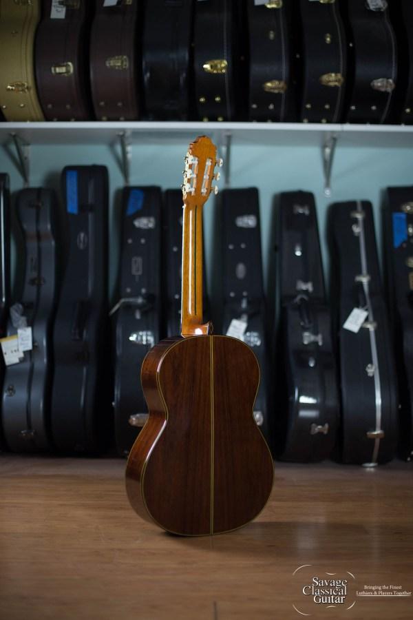 Adalid Classical Guitar – Adalid 1 Model #366 - Cedar w/Madagascar RW