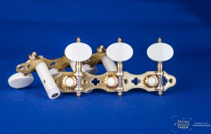 Alessi Tuning Machines - Oval Ivory F5