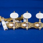 Alessi Tuning Machines - Hauser 4 Oval Ivory