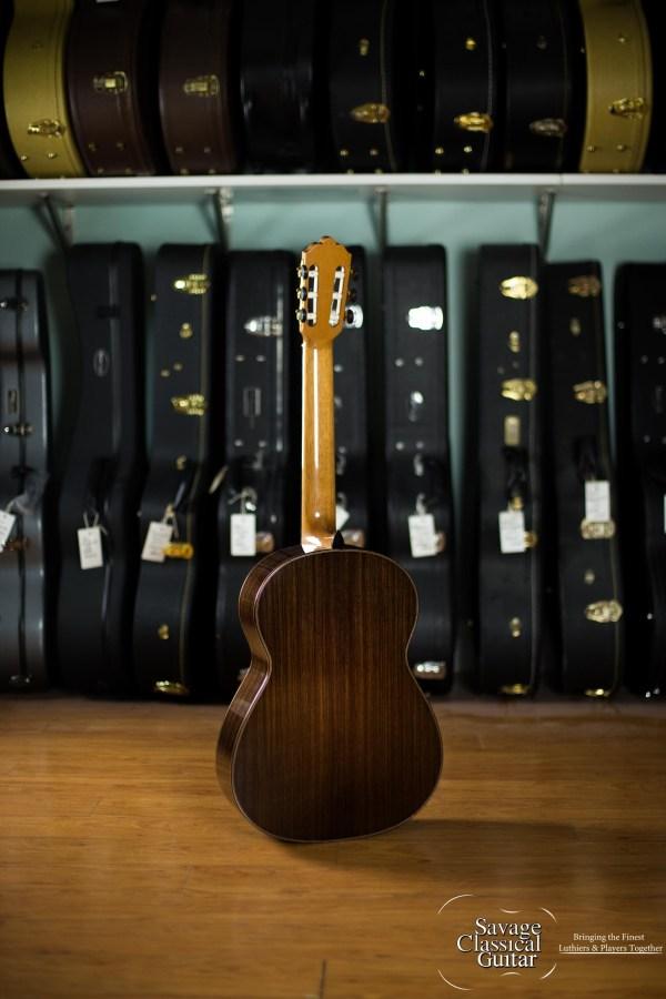 Jose Vigil Classical Guitar 2014 Cedar EIRW