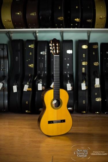 Manuel Adalid Torres Classical Guitar #005 - Spruce - 650mm