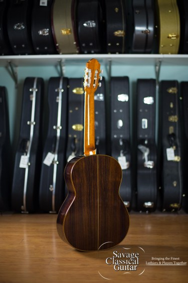 2016 Dieter Hopf Classical Guitar Super Classic 52 #4960 Cedar EIRW