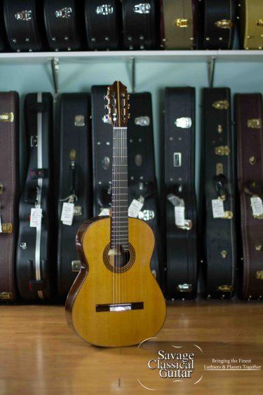 Kenny Hill Classical Guitar #4086 Signature 650 Cedar EIRW