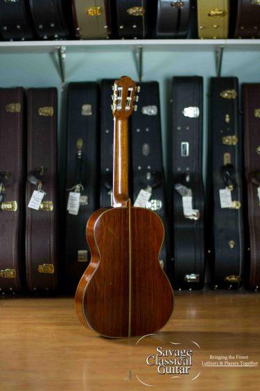 Darren Hippner Classical Guitar #788 La Rosa Spruce CSA