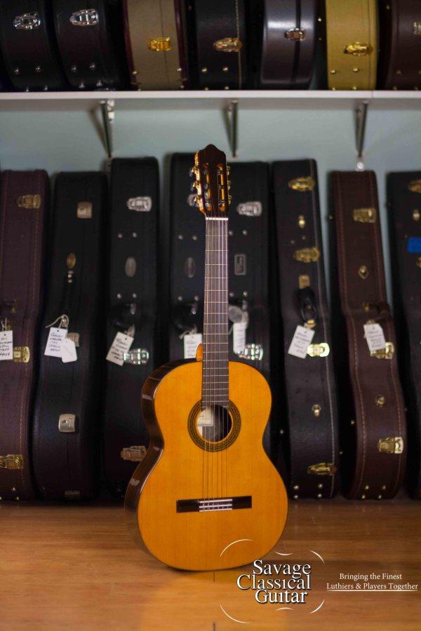 Hill Classical Guitar Estudio