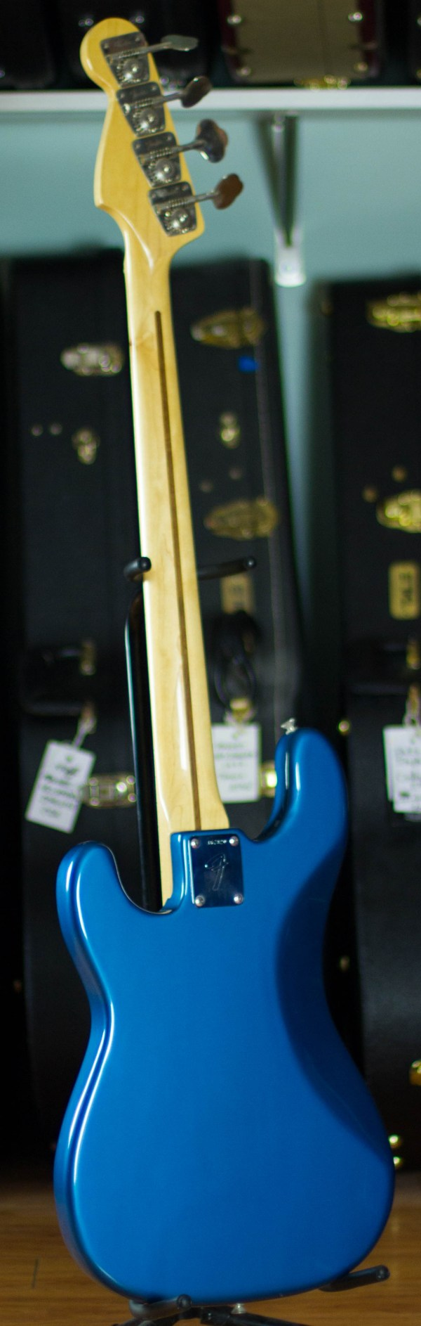 Fender Precision Bass 1972 Blue Ice #367820